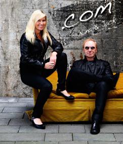 Duo som spiller i bryllup i Trøndelag