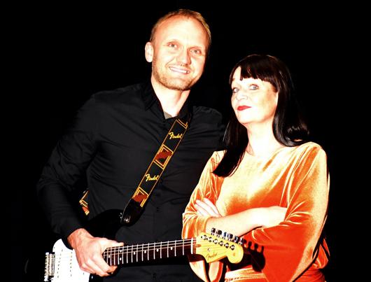 Heine og Greta duo til bryllup musikk